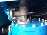 Pequeño compresor transmitido por banda del tornillo hecho en China