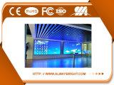 2016 pantalla de visualización a todo color de interior de LED de la alta calidad P5