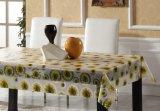 Mantel semitransparente impreso PVC para el hogar/el partido