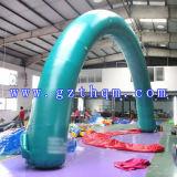 高品質PVC膨脹可能なアーチか緑の膨脹可能なアーチ
