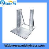 Barrière en aluminium de foule de poids léger
