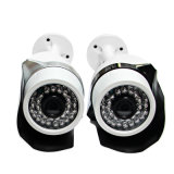 1080P weißes Digital HD CCTV-Kamera-Überwachungsanlage-im Freien Hauptkamera-System