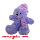 Plush Pink Teddy Bear Toy