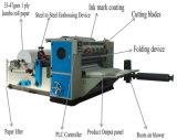 自動Zのフォールド手タオルのペーパーマシンMaufacturer