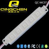 La alta muestra al aire libre del brillo 4LEDs LED enciende el módulo 5050 del LED