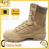De echte Laarzen van de Woestijn van het Leer Tactische Militaire