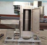 乾燥のプラスチックのための自動ステンレス鋼プラスチック排水機械