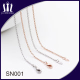 Halsband van de Tegenhanger van de Juwelen van de Ontwerpen van de Halsband van het Huwelijk van de manier de Gouden