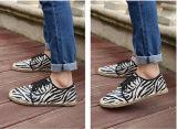 De schitterende Vlakke Schoenen van de Streep voor Jongens (M.D. 11)