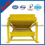 Tela de vibração da máquina de lavar do ouro da eficiência elevada