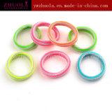 De zachte Nylon Elastische Toebehoren van het Haar voor Meisjes
