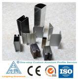 Perfil de alumínio para contornar a liga de alumínio material da decoração de alumínio