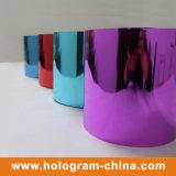 Фольга очевидного Hologram шпалоподбойки выбивая