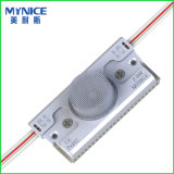 3535 2.8W módulos del alumbrado lateral LED para el rectángulo ligero de doble cara
