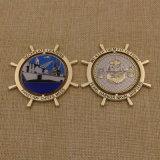 Moneta di Usn dell'oro del carattere del metallo di alta qualità dalla Cina