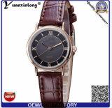 Черная рука цены вахты элегантности wristwatch цвета Yxl-845 наблюдает людей