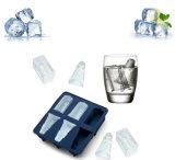 Силикон подноса кубика льда доктора Котор Больш