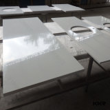 Stone artificiel Pure White Quartz Counter Top pour Kitchen