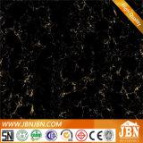 Azulejo de suelo Polished homogéneo 24X24 de la carrocería completa negra estupenda (J6T05S)