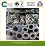ASTM 304, 316, tube d'acier inoxydable de 321 cercles