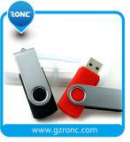 USB Pendrive de destello del eslabón giratorio del superventas con precio de fábrica