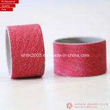 25*25m m, P60 Vsm Xk870t de cerámica y venda que enarena del Zirconia para el arte del clavo (fabricante profesional)