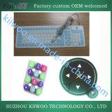 Het standaard RubberToetsenbord van het Silicone voor Afstandsbediening