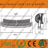 barra di illuminazione di versione LED di 30inch 180W contabilità elettromagnetica con anti-interferenza fuori dal camion della strada