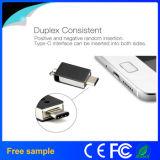 휴대용 고속 유형 C USB3.0 소형 OTG USB 섬광 드라이브 32GB