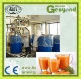Máquina automática do suco de cenoura do aço inoxidável