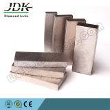 Os segmentos do diamante do JDK para a estaca abrasiva do Sandstone jejuam