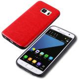 для S7 Unibody Кожаный случай сотового телефона