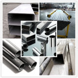 Pipe soudée par qualité de la meilleure qualité d'acier inoxydable
