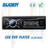 Видео-плейер автомобиля DVD DIN DVD-плеер автомобиля цены по прейскуранту завода-изготовителя Suoer одиночное с CE&RoHS (SE-DV-8516)