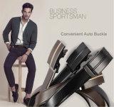 カスタム自動バックルは革ベルトのバックルの革靴の革ベルトにベルトを付ける