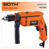 brocas elétricas de ferramentas de potência de 550W 13mm para DIY (HD0803A)