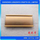 Insigne nommé en métal blanc chinois de constructeurs à vendre