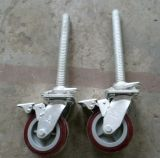 Pesado-dever seguro Wheel para Scaffolding