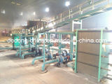 Desecho Copper Rod Continuous Casting y Rolling Machine