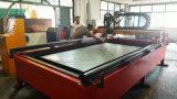 Tipo de escritorio plasma del vector del CNC y cortadora de llama