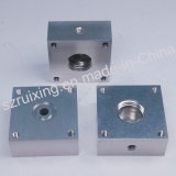 Nach Maß Aluminiumteile durch die CNC maschinelle Bearbeitung