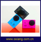 HD 1080P Unterwasserwasserdichte Vorgangs-Kamera 170 der kamera-30m Weitwinkel