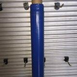 PVC 절연제 로그 롤 0.12mm 간격 파랑