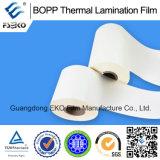 BOPP Laminating Glossy Film con EVA Glue