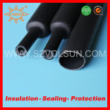 Tuyauterie thermo-rétrécissable adhésive pour le cable connecteur