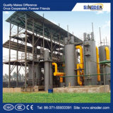 Fornalha elevada do bagaço de Effiency/a de bambu da biomassa do Gasifier para a caldeira/equipamento de secagem