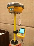 En GPS van Gnss van het hallo-Doel van het Systeem van Gnss Rtk van de Verkoop van het Merk van China Goedkope V30 Rtk die L1 L2 onderzoeken in kaart brengen