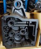 Bastidor de arena de la fuente de China, bastidor del hierro, pieza compleja del rectángulo para el cargador