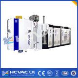 Máquina de revestimento automotriz plástica do vácuo do cromo das peças, máquina Sputtering do cromo