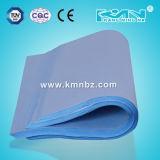 Papel de Crepe azul del color de la buena suavidad